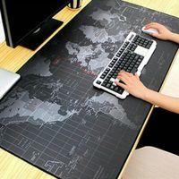 Großes Gaming Mauspad 90cm*40cm Tischunterlage XXL Anti-Rutsch für Computer