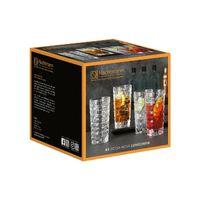 Nachtmann Bossa Nova Longdrinkglas 395 ml, klar (4er Pack)