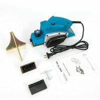 Profi Elektrohobel Handhobel Hobel Hobelmaschine 800W Spantiefe:1mm 220V