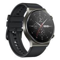 """Huawei GT 2 GT2 Pro Smartwatch 1.39"""" OLED SpO2 5ATM GPS Schwarz"""