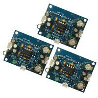 3 Stücke Mini Audio Vorverstärkermodul Verstärkerplatine 12 V 35 V DIY HiFi Digital Vorverstärkerplatine