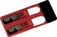Brück Standardqualität Ersatzklingen für RALI 105/220 (Inh. 10 Stück)
