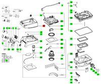 FESTOOL Umbausatz Schlauchdepot für CT MINI/MIDI (bis 09/2013) mit Drehverschluss