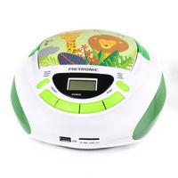 Metronic BoomBox CD MP3
