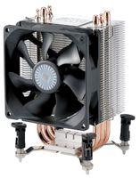 Cooler Master Hyper TX3 EVO, 2.88 W, Schwarz, Silber, 306 g, 90 x 136 x 79 mm, 2800 RPM, 0.35