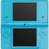 "Nintendo DSi, Nintendo DS, Blau, Power, Select, Start, 8,25 cm (3.25""), 256 x 192 Pixel, SD, SDHC"