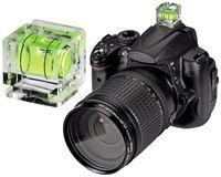 Hama - 5410 Kamera-Wasserwaage, 1 Libelle