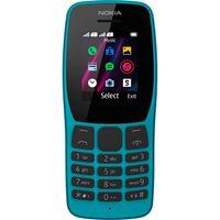 Nokia 110 Dual-Sim blue, Farbe:Blau