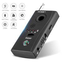 Full Range CC308+Multi Wireless Signal Finder HF-Detector Wanzen Finder GSM GPS Detektor Funk Signal