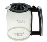 Russell Hobbs 700132,24001013050 Glaskanne für 23370-56 Elegance Kaffeemaschine