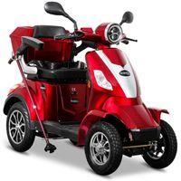Rolektro E-Quad 15, Rot, 1000 Watt