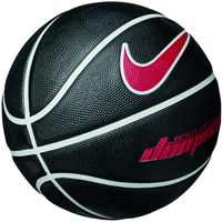 Nike Dominate 8P Basketball 095 black/white/white/university red 7