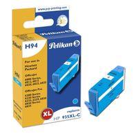 Pelikan wiederbefüllte Tinte 1071170803 ersetzt hp 935XL cyan