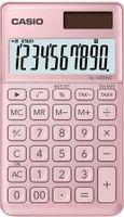 CASIO Taschenrechner SL-1000 SC-PK Solar-/ Batteriebetrieb pink