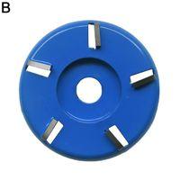 Bohrung mit fünf Zähnen und 90 mm Durchmesser, Turbo-Teetablett für die Holzbearbeitung, Holzschnitzwerkzeug