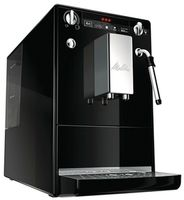 Melitta E 953-101 Caffeo SOLO & MILK Vollautomatische Espressomaschine, 1400 Watt, 15 Bar, 1,2 l FÃ1/4llmenge, 120 g Bohnenbehälter, Einstellbare BrÃ1/4htemperatur, Integriertes Mahlwerk, Milchaufschäumer, Wasserfilter, Reinigung + Entkalkungsfunktion