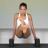 relaxdays Yogablock im 2er Set