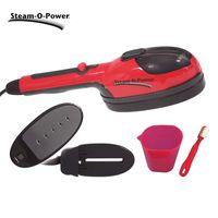 Steam-O-Power 2 in 1 Bügeleisen & Dampfglätter - All in One, leicht und kompakt  - Aus der TV Werbung