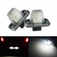 Paar 18 SMD LED Kennzeichen Beleuchtung Leuchte Lampen für VW Transporter T4 1990-2003 701943021
