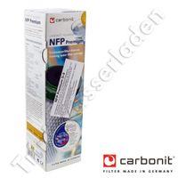 Carbonit NFP Premium D-9 (höherer Durchfluss) Filterpatrone
