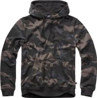 Brandit Hoody / Sweatshirt Sweathoody in Darkcamo-XL