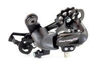 Shimano Fahrrad Mountainbike Trekking Schaltwerk 'Tourney RD-TX800' in schwarz, Schaltstufen hinten 7/8-fach