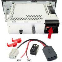 Bluetooth Aux Adapter BMW E60 E61 E81 E85 E90 E91 CCC Business Professional Radio MP3 Musik Stream