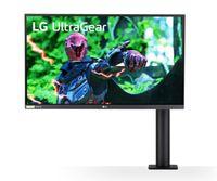 LG 27GN880 68,6 cm (27 Zoll) 2560 x 1440 Pixel Quad HD LED Schwarz