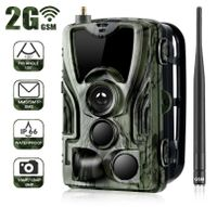 HC-801M 2G 1080P HD 16MP Jagd Wildlife Trail Track Kamera Unterstützung GPRS GSM MMS SMTP SMS