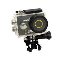 NATIONAL GEOGRAPHIC Full-HD WLAN Action Camera, 140°, 30m wasserdicht Sprache: Language Code 6
