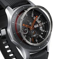 Samsung Gear S3 Frontier,Samsung Gear S3 Classic,Samsung Galaxy Watch 46 mm Case: Ringke Bezel Styling