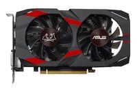 ASUS Cerberus GeForce GTX 1050 Ti Advanced Edition 4GB GDDR5 Grafikkarte - DVI/HDMI/DisplayPort