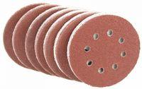 Eckra Klett Schleifscheiben Korn P120 -50 Blatt- Schleifscheiben 125mm