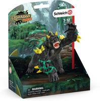 SCHLEICH 42512 Monster Gorilla Eldrador Creatures, Spielzeug ab 5 Jahren