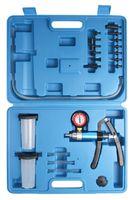 KFZ Vakuumpumpe Druckpumpe Bremsenentlüfter Bremsenentlüftung Vakuum Druckprüfer Druck-Anzeigenbereich: +0 bis +4 Bar
