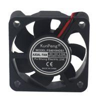 Bürstenloser Kühllüfter Ventilator Fan Kühlung für LED-Leuchten, Autos, Haushaltsgeräte, Computerwärmeableitung, Luftreiniger, Luftbefeuchter