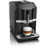 Siemens TI351509DE EQ.300 Kaffeevollautomat, Farbe:Schwarz
