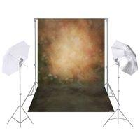 Andoer 1.5 * 2.1m / 5 * 7ft Fotografie Hintergrund Retro Wand Blume Hintergrund fuer DSLR Kamera Foto Studio Video Jaeten Decor