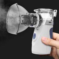 Inhalator Vernebler Mesh Nebulizer Nano Inhalationsgerät Ultraschall Set Home Tragbarer