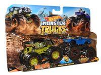 Mattel Hot Wheels Monster Truck 1:64 2er-Set