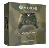 Microsoft XBOX One Wireless Controller camouflage