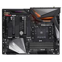 Gigabyte X570 AORUS ULTRA (rev. 1.0) - AMD - Socket AM4 - AMD Ryzen - DDR4-SDRAM - DIMM - 2133,2400,2667,2933,3200,3300,3333,3400,3466,3600,3733,3800,3866,4000,4133,4266,4300,4400 MHz