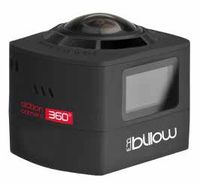 Billow XS360PRO, Full HD, 1920 x 1440 Pixel, 30 fps, 1920 x 1080,1920 x 1440 Pixel, 1080p,1440p, CMOS