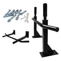 Multifunktions-Türreck Reckstange für Wand Türstange Reckstange Turnstange Türreck Training Bodybuilding 94 cm lang