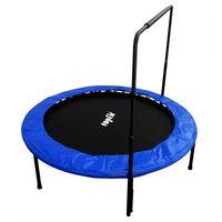 Fitness Trampolin Sport Jumper Mini Indoor mit Griff Life Jumping 100kg & Stange