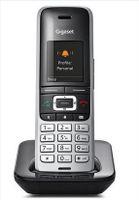 Gigaset S850HX Analoges/DECT-Telefon Schwarz - Plug-Type C (EU)