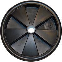 ATIKA Ersatzteil - Kunststoff Rad Ersatztad für Mix Rapid A130 B120 140 ***NEU***