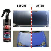 120ML Auto Nano Reparatur Spray Oxidation Flüssigkeit Auto Polierpaste , Hand Sprühwachs Autolack Beschichtungsmittel