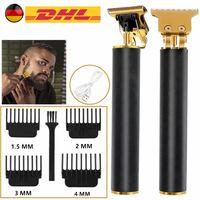 Profi Haarschneidemaschine Haarschneider Bart Trimmer Rasierer Hair Clipper USB,1200mAh,mit 4 x Begrenzungskamm