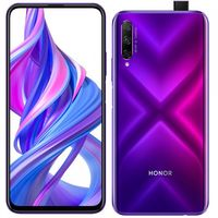 Huawei Honor 9X Pro Smartphone 256GB 6GB RAM Phantom Purple Android Handy LTE/4G